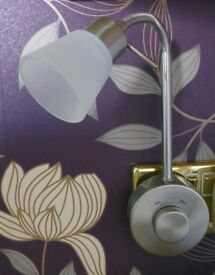 Plug in Dimmable Wall Lights (2)