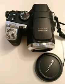 Fujifilm Finepix S8100 fd Digital Camera - 18x Optical Zoom
