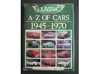 Classic A-Z of cars 1947 to 1970
