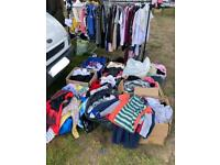 Huge clothes Joblot