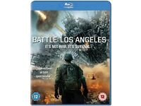 Battle: Los Angeles Format: Blu-ray (2011)