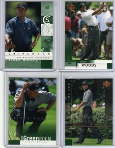 Tiger Woods cards