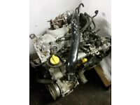 2010 Renault 1.2L TCe Engine (code: D4F)