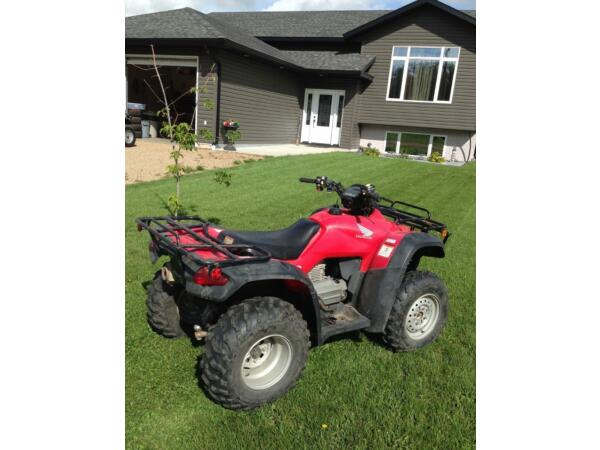 Used 2007 Honda Trx400 rancher