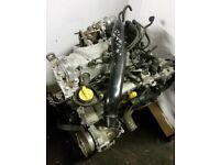 2010 Renault 1.2L TCe Engine (code: D4F)