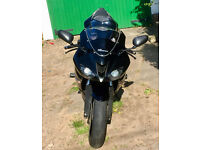 kawasaki ZX6R 2007 for sale, 2 previous owners 18000m