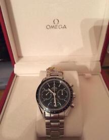 Omega Speedmaster racing 40mm chronograph automatic