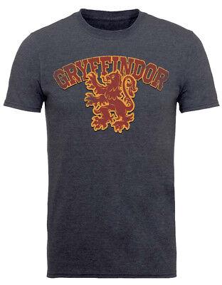 Harry Potter 'Gryffindor Sport' T-Shirt - NEU UND OFFIZIELL