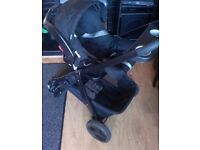 Pushchair graco 50pounds