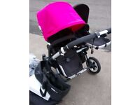 Bugaboo Donkey - Carrycot & 2 Seat Units...Choose Your Colours