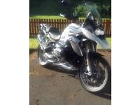 BMW R1200 GS TE Alpine-ABS, Keyless Start, Gear Shift Assist Pro, Low Chassis Option