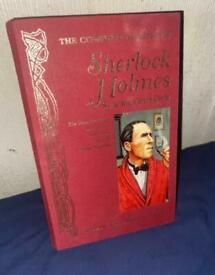 The Complete Stories Of Sherlock Holmes. Wordsworth Library Collection