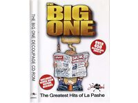 THE BIG ONE by La Pashe **** A CD-ROM that's simply overflowing with decoupage.
