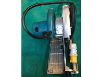 "Makita 5903R 9"" Circular Saw 235mm 110V Used Wood Joinery Skillsaw With Blade"