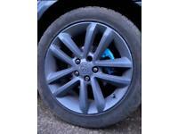 """215/50/17 Vauxhall alloy wheels 5x110 17"""" 17s"""