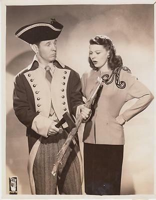 "Scene from ""The Adventures of Ozzie and Harriet"" 2/6/45 Original TV Still"