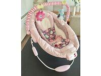 Comfort harmony baby bouncer chair