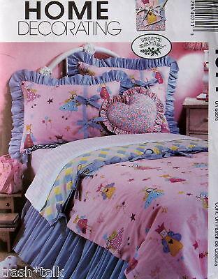 girl bedroom pattern Laura Ashley organizer duvet ()