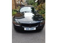 BMW Z4 3.0i SE 2005 CONVERTIBLE IMMACULATE CONDITION LOW MILEAGE