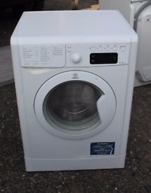 FREE DELIVERY Indesit 7KG family load, 1400spin washing machine WARRANTY