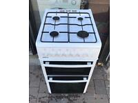 BEKO DVG593 Very Nice Fully Gas Cooker 50cm wide & Fully Working Order