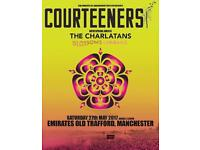 2 x tickets - courteeners old Trafford