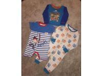 Boys pyjama bundle from H&M. 18/24 mths. £5