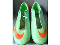 nike mercurial size 10 football boot
