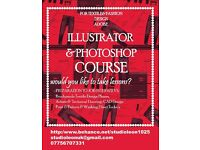 Adobe Illustrator & Photoshop Lessons for Fashion Designers English / Turkish