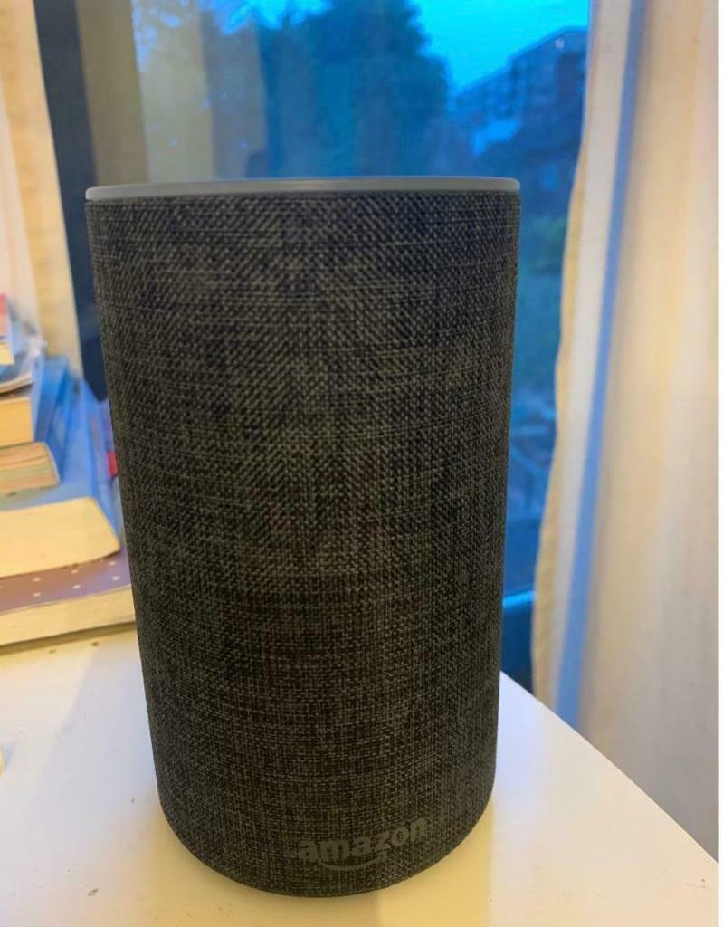ALEXA 2nd Generation speaker and voice assistant | in Manor House, London |  Gumtree