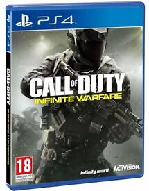 Call of duty: Infinite Warfare INCLUDING TERMINAL (PS4) £25