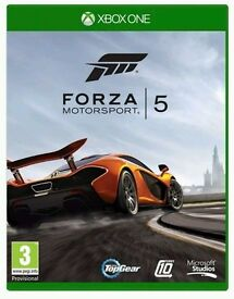 Forza Motorsport 5 Xbox One NEW and SEALED PAL