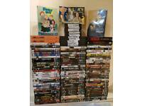110 dvds for sale