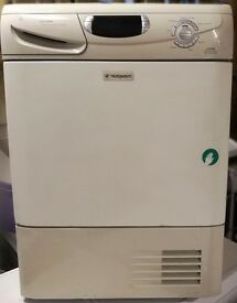 HOTPOINT 7KG VENTED DRYER IN GOOD WORKING ORDER