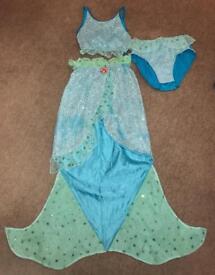 Little mermaid Fancy Dress costume Disney exclusive