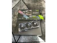 ASUS - GeForce GTX 1080 Ti 11GB ROG STRIX GPU
