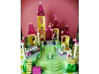 Lego Belville Fairytale Castle 5808 and other complementary sets