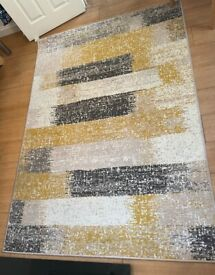 NEXT RUG IN EXCELLENT CONDITION