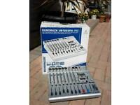 Behringer Eurorack UB 1222 FX Pro