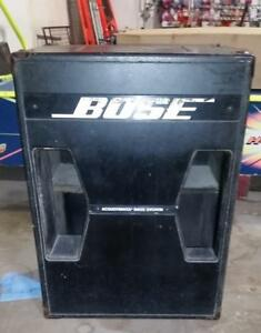 Professional Sound Equipment for sale -- Speakers, Mixing Board, Lights -- from a closed Bar Venue