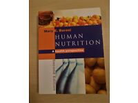Human Nutrition Second Edition by Mary Barasi