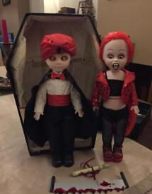 Various Living Dead Dolls