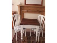 Pretty Table and Chairs for Two