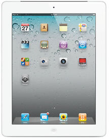 iPad 3 WiFi Only 16 GB White: Refurbished, In Excellent Condition, Charging Accessories Included