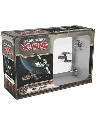 X-Wing Miniatures Game MOST WANTED Expansion Pack FFG SWX28 Star