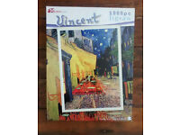 Vincent - Cafe at Night - 1000pcs Jigsaw Puzzle