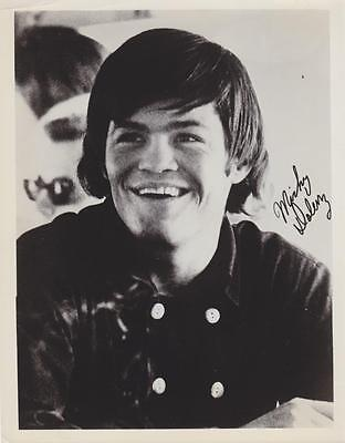 Micky Dolenz -The Monkees- Music Memorabilia Photo