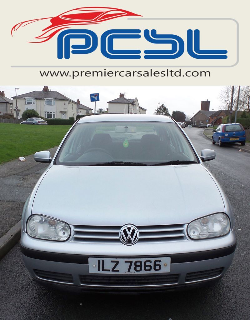 2001 VOLKSWAGEN, VW GOLF, 1.9 E SDI, DIESEL, MANUAL, SAME LADY