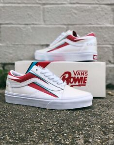 aee8b86407 Brand New David Bowie Vans Shoes Women s Size 5