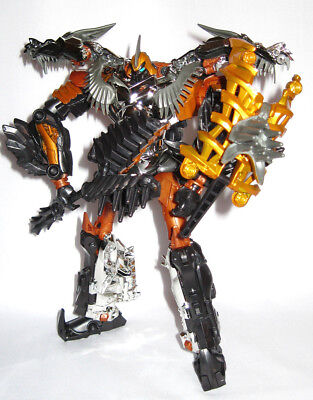 Transformers Age Of Extinction GRIMLOCK Complete Aoe Leader Dinobot